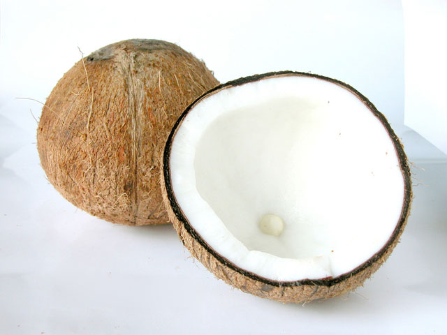 coconut oil contains MCTs